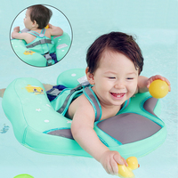 Baby Free Inflatable Circle Swimming Baby Float For Children Infant Circle For Swimming Solid Pool Accessories Swim Trainer Toys