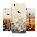 5S/6 s alívio de luxo silicone macio caso tampa traseira para iphone 5s se hd caso de telefone tpu para iphone 5s 6 6 s plus moda estilo Coque