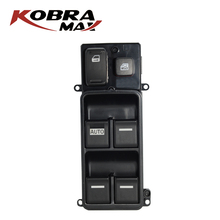 KobraMax Power Master Window Lifter Switch Door Lock 35750-SDA-H12 Fits For Honda Accord Car Accessories
