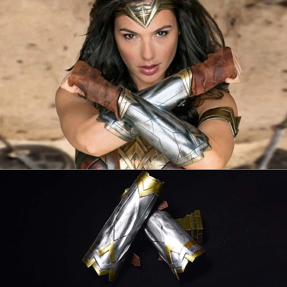 NEW Superhero Wonder Woman Cosplay Headwear Headband Tiara Crown Costume Props