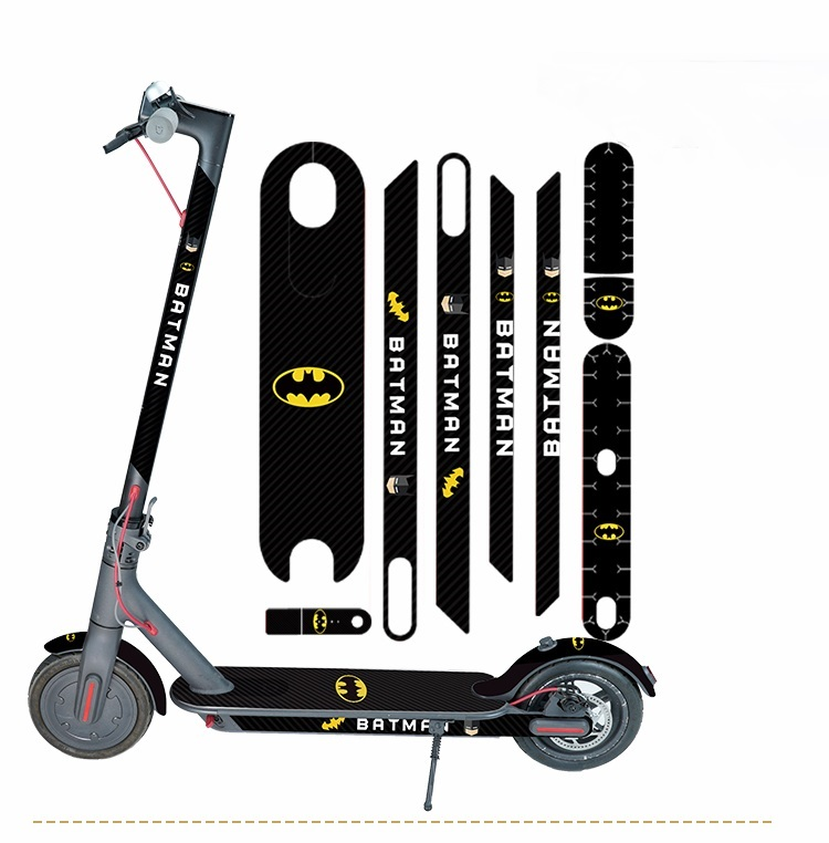 2019-New-Whole-body-Stickers-for-Xiaomi-Mijia-M365Pro-Electric-Scooter-Tags-Decals-decoration-Protect-Fashion