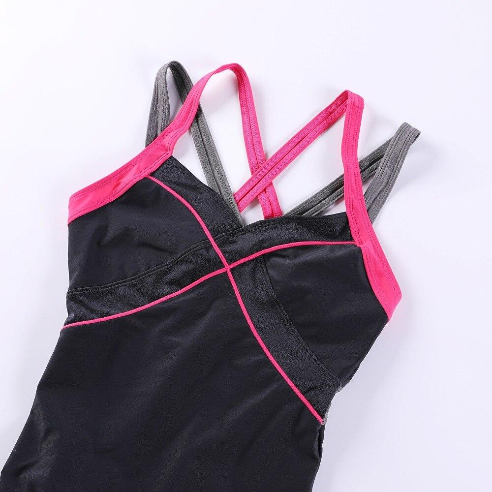 SYROKAN Rroba banje për stërvitje atletike me një copë të - Veshje sportive dhe aksesorë sportive - Foto 4