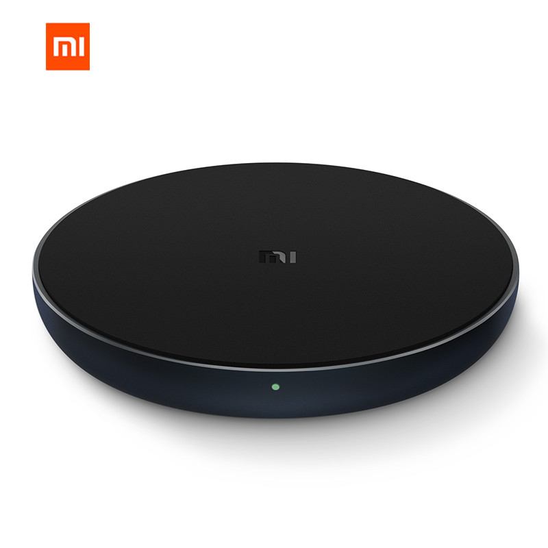 Original Xiaomi WPC01ZM 10W MAX Quick Charge Qi Wireless Charger Type-C For IPhone For Samsung For Huawei In Stock