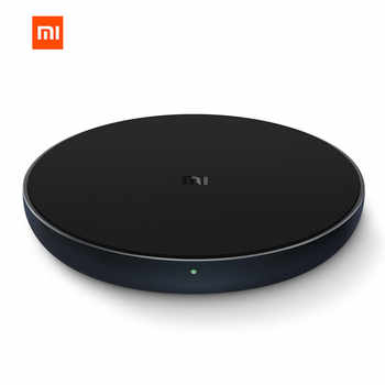 Original Xiaomi WPC01ZM 10W MAX Quick Charge Qi Wireless Charger Type-C for iPhone for Samsung For huawei in stock - DISCOUNT ITEM  24% OFF All Category