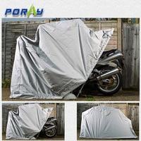 Poray Bike Shield Tourer (Large) Waterproof Motorcycle Shelter 600D oxford bike storage tent Storage / Cover / Tent / Garage