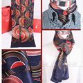 Fashion Brand   Mens 100% Silk Long Scarf/Cravat  Scarives Double Layer__For Spring Autumn Winter