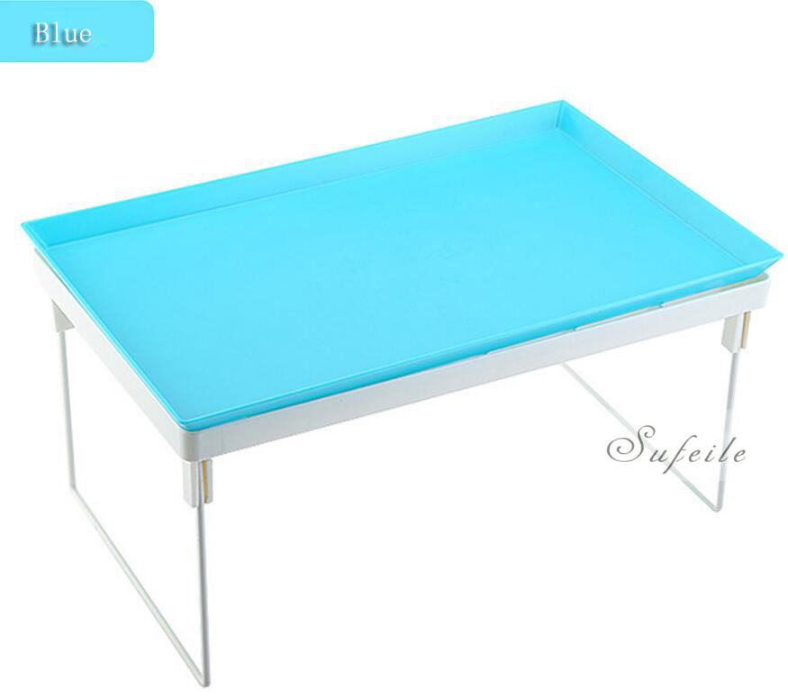 SUFEILE New Portable Adjustable PC Laptop Desk Notebook Table Tray desk with font b storage b