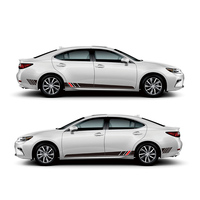 TAIYAO car styling sport car sticker For Lexus ES200 ES300 300h Mark Levinson car accessories and decals auto sticker