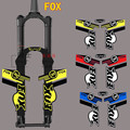 Светоотражающая рама для горного велосипеда  наклейки для fox  фиксированная шестерня  Велосипедная вилка rockshox rock shox