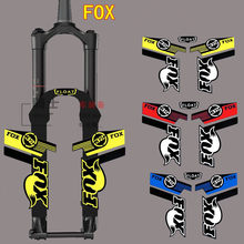 hot sale reflective mountain bike frame stickers for fox,fixed gear bicycle fork rockshox rock shox(China)