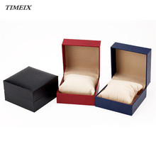 New Watch Boxes Durable Present Gift Hard Case For Bracelet Bangle Jewelry Watch Boxes & Packaging Free Shipping,Dec 20