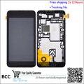 Оригинал Для Nokia Lumia 530 Lumia530, Рок, M-1018, RM-10 N530 ЖК-Дисплей Сенсорный Экран Digitizer Ассамблеи с рамкой Freeshipping