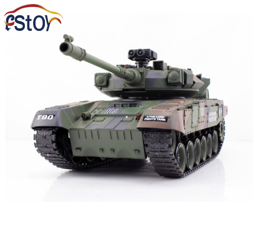 1:20 T-90 Russian Main Battle Tank By Dragon Models USA RC Tank Model With Shoot Bullet Sound Recoil Electronic Hobby Toys special offer suite wings a319 55861 portugal air 1 400 dragon commercial jetliners plane model hobby