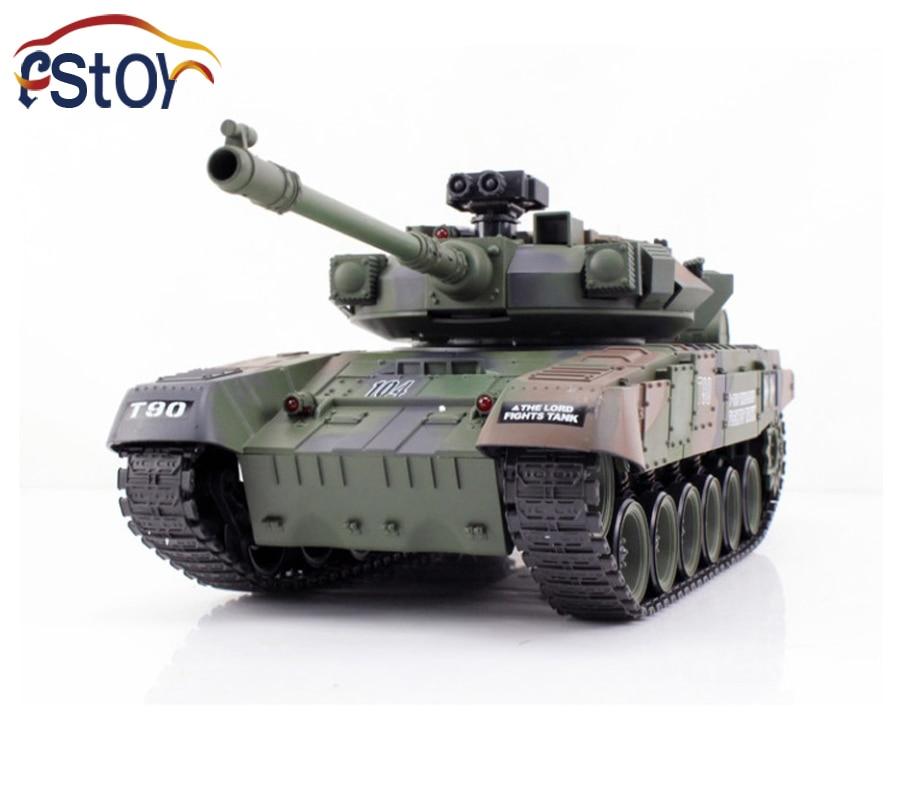 1:20 T-90 Russian Ma...