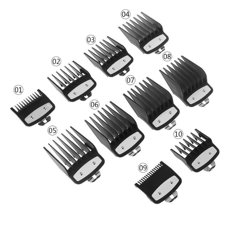 1 шт. машинка для стрижки волос ограничитель гребень направляющая насадка Размер Парикмахерская Замена