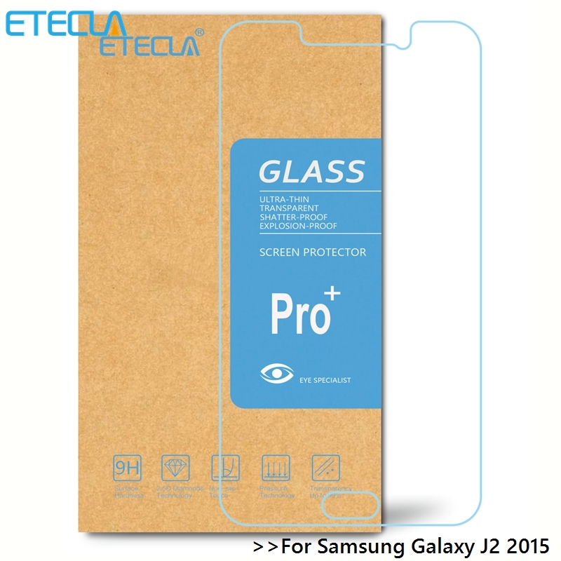 3Pcs For Samsung Galaxy J2 Tempered Glass On Samsung J2 Tempered Glass On J2 2015 J200 Screen Protector Glass Super HD image