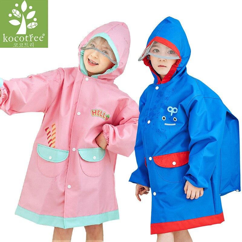 249293ed2 Cheap Kocotree nueva moda viaje escalada niños y niñas traje de lluvia a  prueba de viento