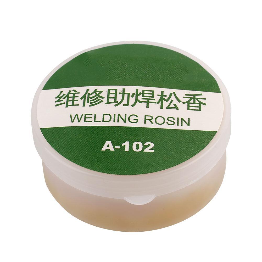 цена на Yellow Rosin Welding Tool Solder Paste Soldering Iron Head Solid Rosin Paste Practical Tin Solder Flux Rosin Repair Mechanic
