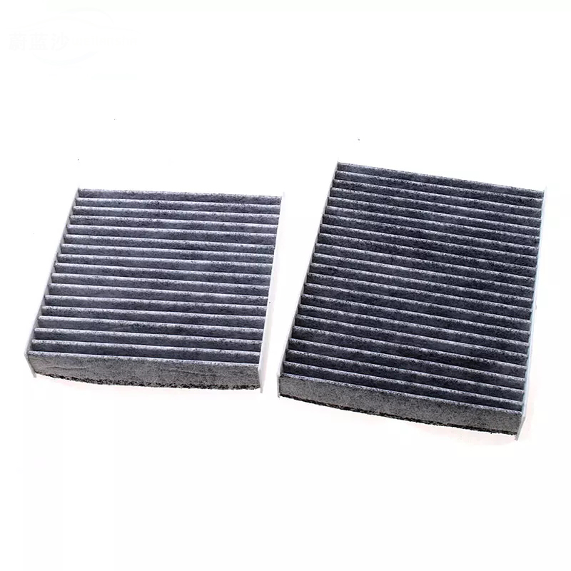 Image 2 - Cabin Filter Fit For PEUGEOT 2008 1.2T 1.4 1.6 HDi VTi/207/208 Model 2007 2013 2014 2017 2018 2019 Carbon Filter Car Accessories-in Cabin Filter from Automobiles & Motorcycles
