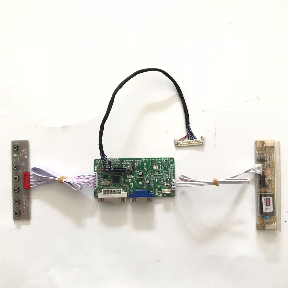 Rt2281 Universal Dvi Vga Lcd Controller Board For 18 5
