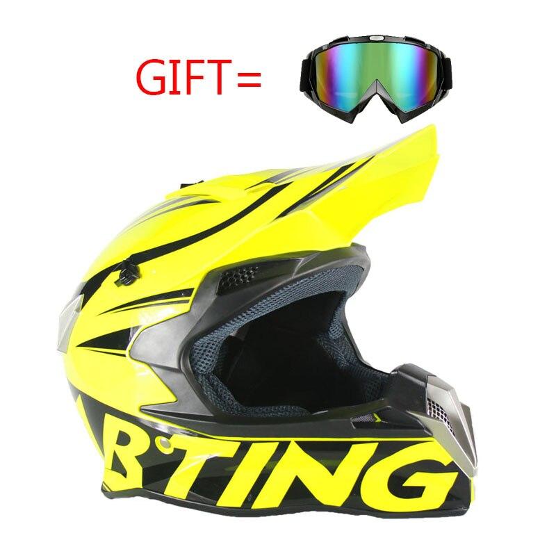 Brand <font><b>New</b></font> <font><b>Motorcycle</b></font> Motocross Helmet Off-Road Racing Dirt <font><b>Bike</b></font> Helmets Gear S M L XL XXL <font><b>Moto</b></font> Casque Capacete Casco DOT