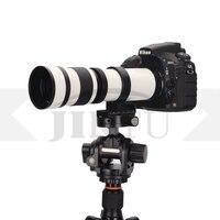2019 JINTU 420 800mm F/8.3 F16 HD MF Telephoto Zoom Camera Lens for NIKON D5500 D5600 D3300 D60 D3400 D7500 D800 D850 D600 D300