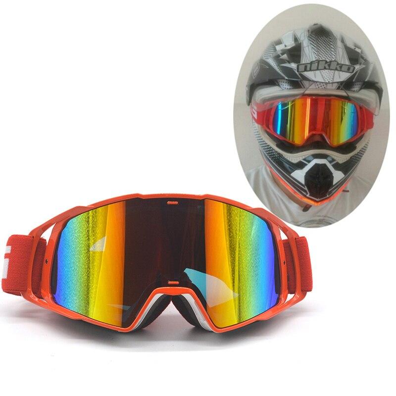 Gafas MX очки для мотокросса Moto Dirtbike Moto rcycle шлемы очки катание на коньках Беговые внедорожных внедорожник квадроцикл-вездеход