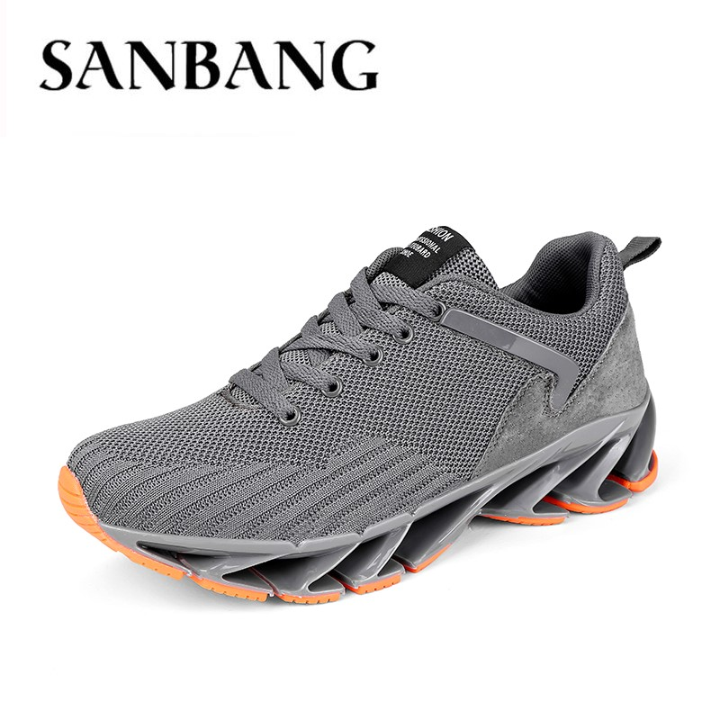 unning shoes for zapatillas running shoes for men sport shoes breathable shoes men sneakers cushioning mesh Comfortable CY4