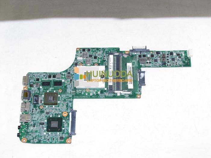 DABU5DMB8E0 REV E A000095810 For toshiba satellite L730 laptop motherboard HM65 Nvidia graphics DDR3