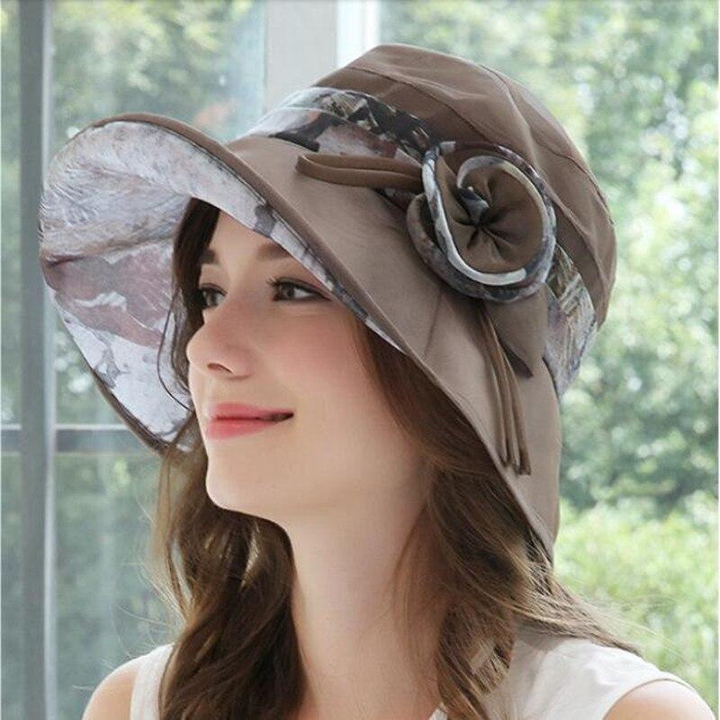 Femmes Protection solaire chapeau printemps été nouveau pare-soleil chapeaux Version coréenne plage Anti-ultraviolet respirant mode casquette H6681