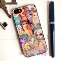 KATYA ZAMOLODCHIKOVA fashion case cover cover for iphone 4 4s 5 5s SE 5c for 6 & 6 plus 6S & 6S plus 7 7 plus #CD265