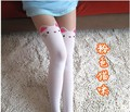 Cute lolita MOE socks panty-hose sock pink cat double faced sock white socks pantihose Sock01