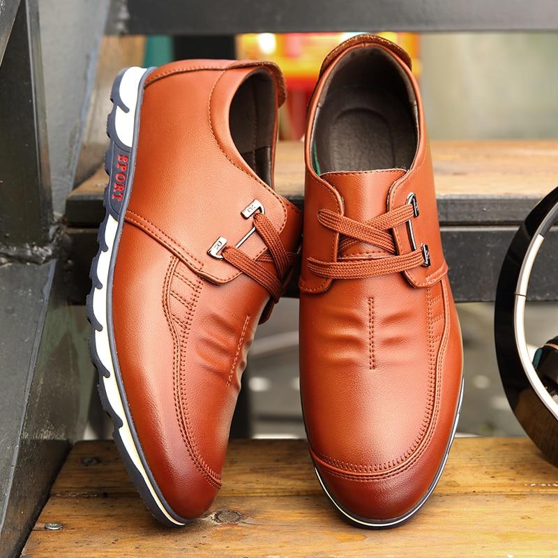 Chaussures Respirant 2018 Occasionnels Douce Osco Conduite Plates Automne De Homme En Main Kh8138bl kh8138br Mocassins Surface Cuir Chaussure Hommes qYqwIA0