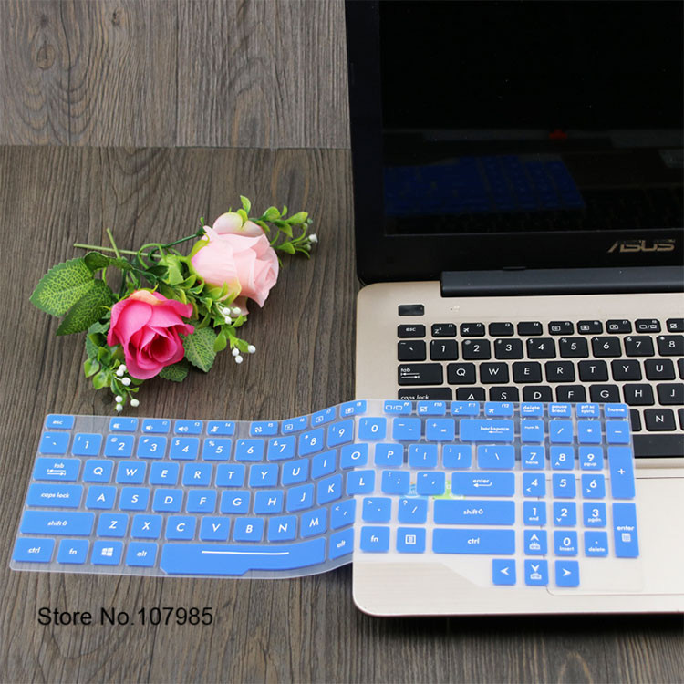 US $1 79 5% OFF 15 6 laptop keyboard cover protector skin For Asus TUF  Gaming FX504 FX504GE FX504GD FX504GM FX504G FX503 FX503VD-in Keyboard  Covers