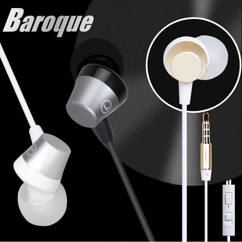 GOLF Barroco Cancelación de ruido Estéreo Sonido Auriculares de - Audio y video portátil - foto 5