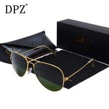 2019 DPZ Classic Polarized aviation Sunglasses women men's rays