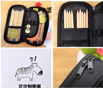 One Punch Man Anime Case Pencil Bag School Pouches Children Pen Bag Boys Girls Purse Wallet 1