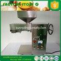 Автоматический коммерческий пресс для масла из нержавеющей стали  холодный горячий пресс для арахиса  кокоса