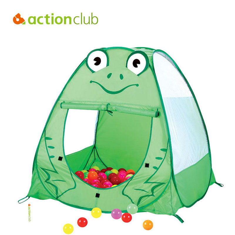 Actionclub Tent For Kids Play House Toys Children Casa Outdoor Indoor Frog Playhouse Kawaii Teepee Waterproof House For Children-in Toy Tents from Toys ...  sc 1 st  AliExpress.com & Actionclub Tent For Kids Play House Toys Children Casa Outdoor ...
