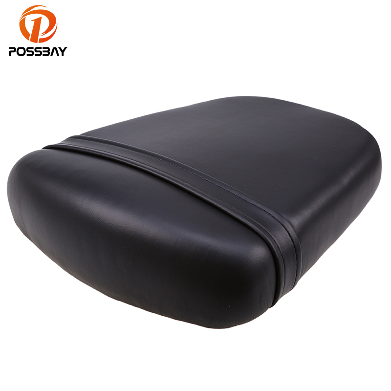 POSSBAY Motorcycle Rear Back Seat Cover Motorbike Accessories Fit For Suzuki GSXR 600/750 K6 2006-2007 Dirt Bike Scooter