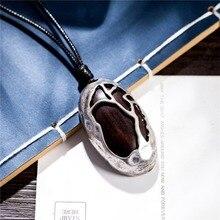 Beautiful Original Hanmade sandalwood Women Jewelry Leaf necklaces necklaces & pendants women collares mujer choker kolye bijoux
