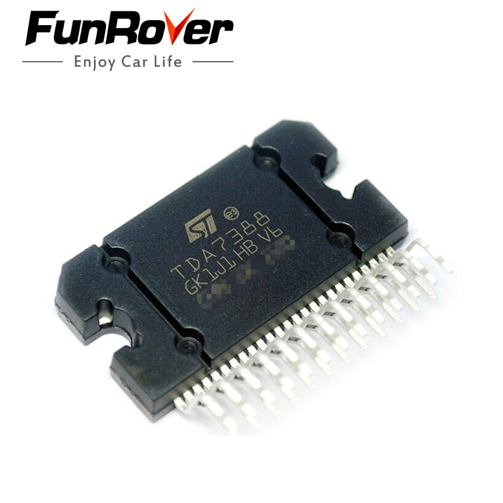 Tda7388 Amplifier Circuit Diagram Best Wiring Library Video Doorbell Basiccircuit Seekiccom Funrover St Tda 7851 Ic Chip Audio Power Amplification New Original High Quality Hot Car