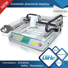SMD Components Mounting Machine TVM802B-X Led Bulb Machine Pick And Place Machine