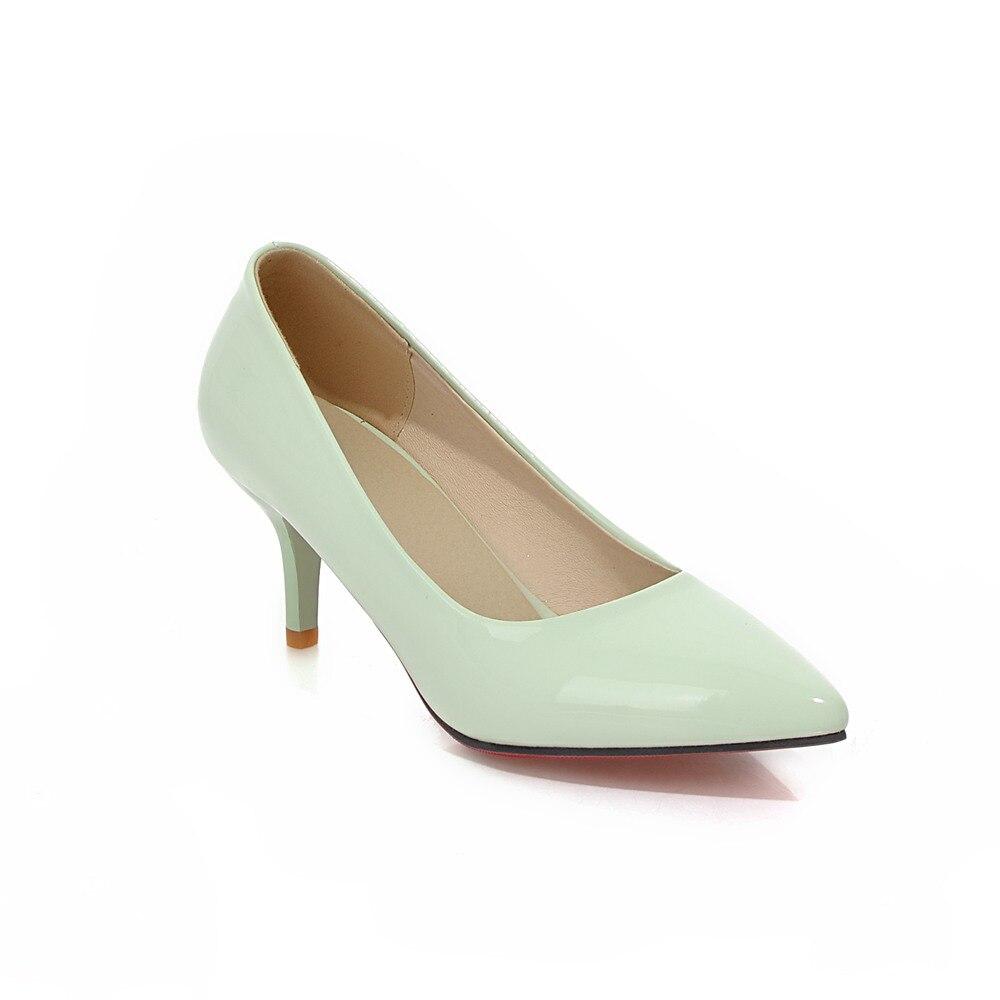 b06c9af5b Купить Nemaone 2017 новые модные Каблучки Обувь женская обувь с острым  носком пикантные женские туфли на высоком каблуке вечерние туфли лодочки  стилет Цена ...