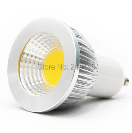 New E27 E14 GU10 GU5 3 5W 7W 9W COB LED Spot Light Cool White Warm