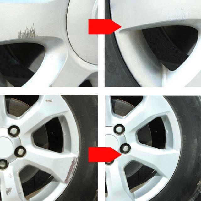Car Paint Scratch Repair Pen Waterproof Paint Pen Marker Pen Brush Paint Car Tyre Tread Care
