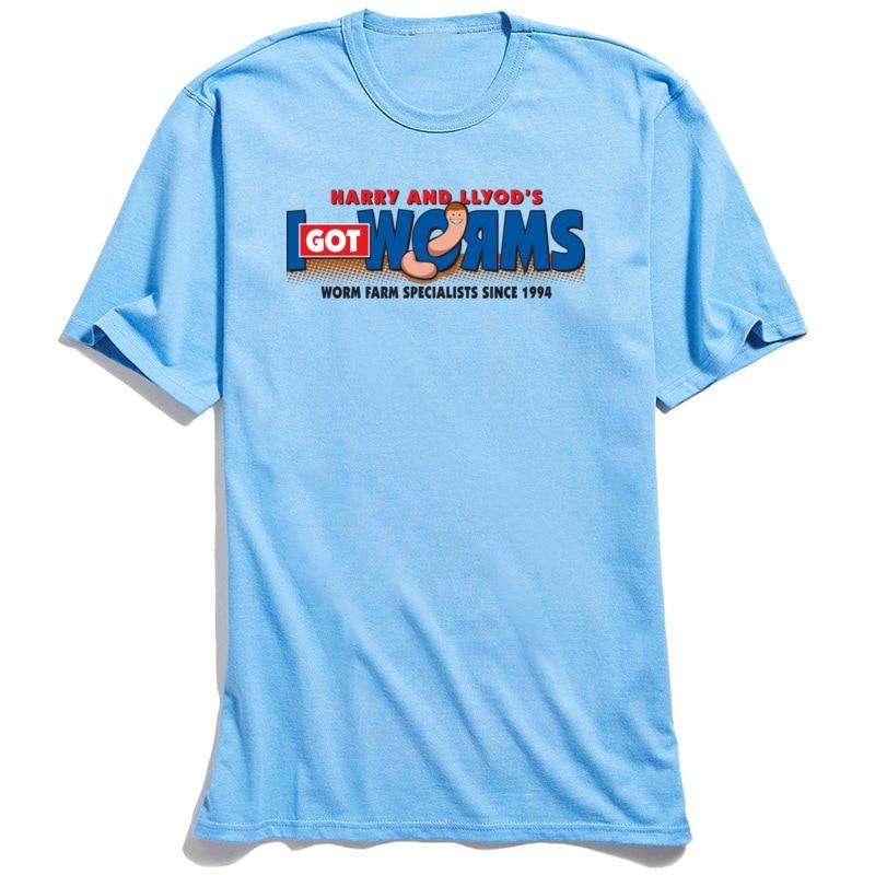 Hip hop I Got Worms O Neck T-Shirt Summer/Fall Tops T Shirt Short Sleeve for Men 2018 New Fashion 100% Cotton T-shirts I Got Worms light