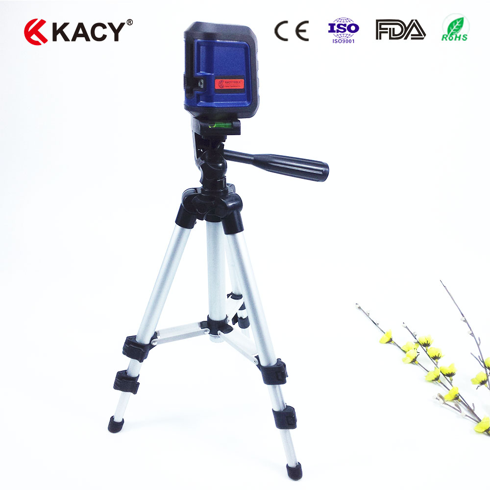 AL04  Self-leveling 2 lines Rotary Red Laser Level 360 degree rotary cross laser line level waterproof  цены