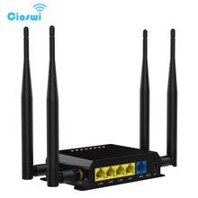 Router Wi Fi Watchdog z 4 zewnętrznymi antenami 5dBi 3G 4G LTE karta SIM Wifi openWRT fabryka hurtownia WE826 WD