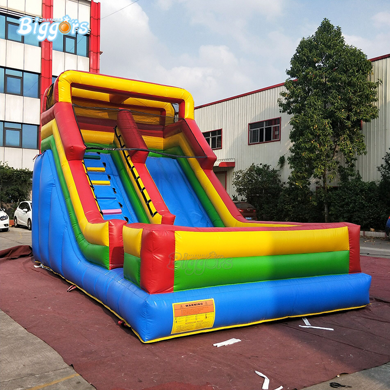 Yard Commercial Grade 0 55mm Pvc Party Playhouse Inflatable Water Slide Bounce House For Kids Inflatable Bouncers Aliexpress